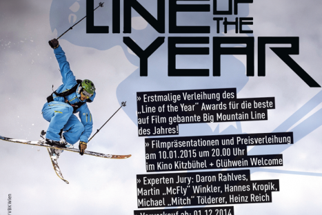 "VORVERKAUF für ""Line of the Year"" Award"